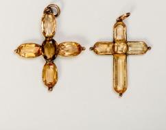 topaz crosses