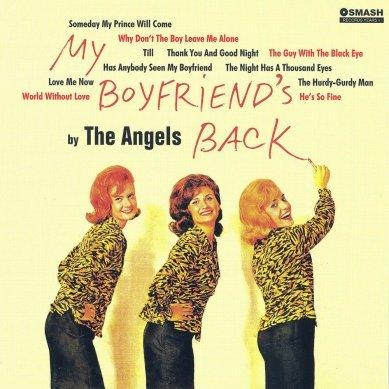 Myboyfriendsbackalbum